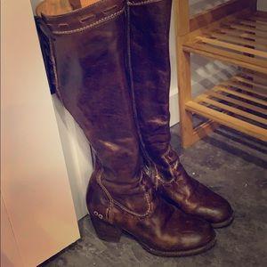 BedStu knee high boots